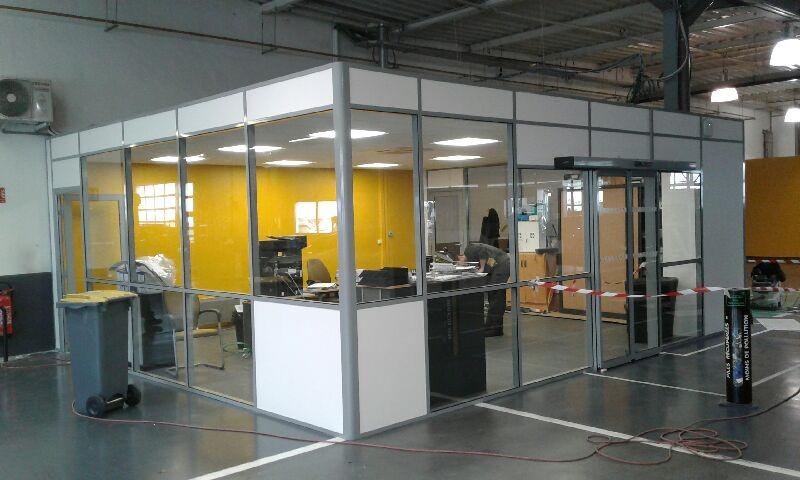 Aménagement de bureaux à lyon et dans le rhône agebat