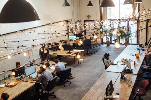 espace de travail commun